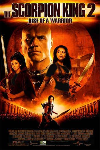 دانلود زیرنویس فیلم The Scorpion King: Rise of a Warrior 2008