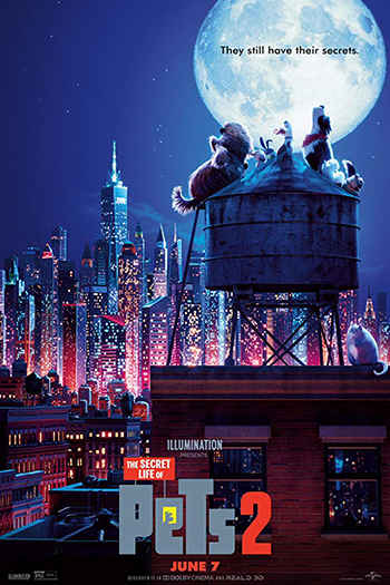 The Secret Life of Pets 2 2019