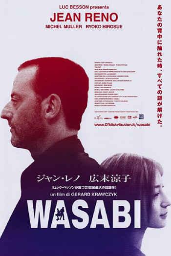 دانلود زیرنویس فیلم Wasabi 2001