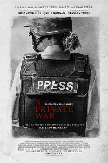 A Private War 2018