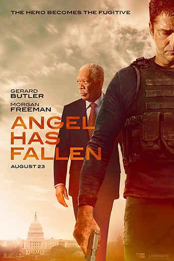 دانلود زیرنویس فیلم Angel Has Fallen 2019