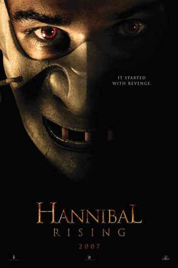 دانلود زیرنویس فیلم Hannibal Rising 2007