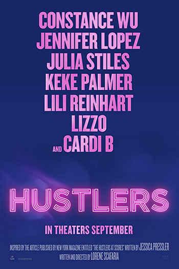 Hustlers 2019