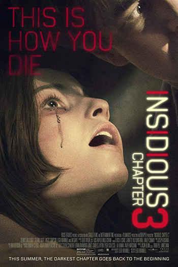 دانلود زیرنویس فیلم Insidious: Chapter 3 2015