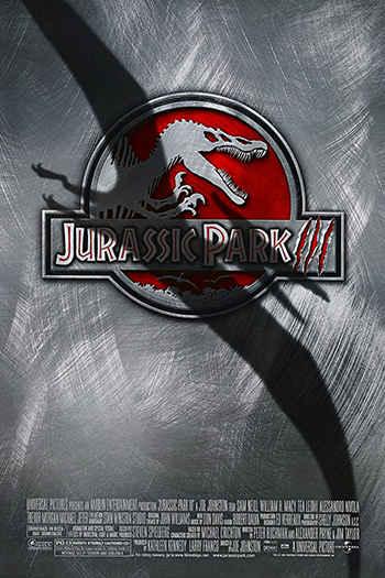 دانلود زیرنویس فیلم Jurassic Park 3 2001