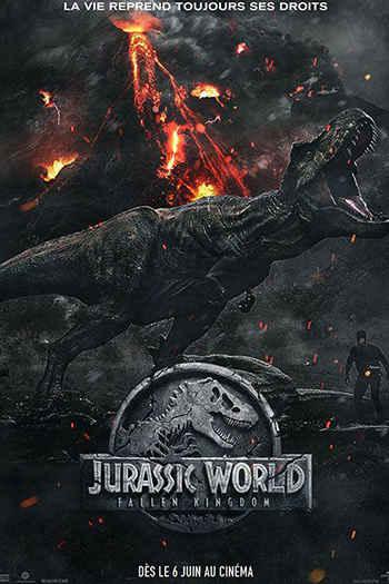 دانلود زیرنویس فیلم Jurassic World: Fallen Kingdom 2018