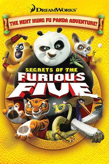 Kung Fu Panda: Secrets of the Furious Five 2008