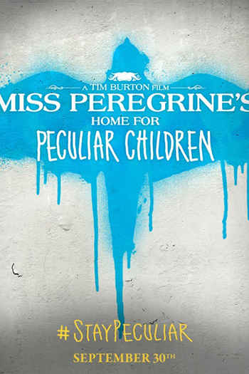 دانلود زیرنویس فیلم Miss Peregrines Home for Peculiar Children 2016
