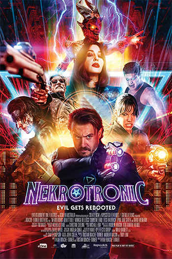 دانلود زیرنویس فیلم Nekrotronic 2018
