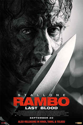 Rambo V Last Blood 2019