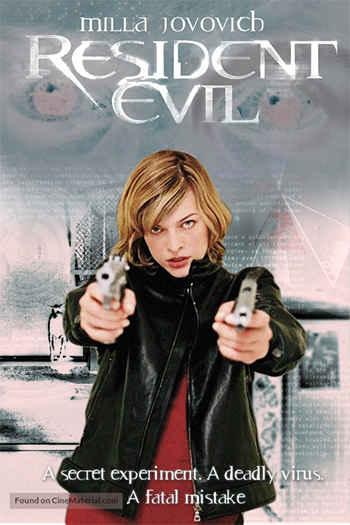 دانلود زیرنویس فیلم Resident Evil 2002