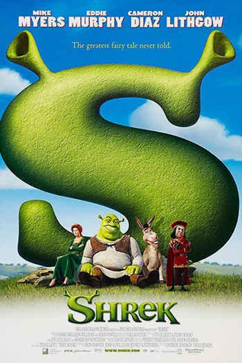 دانلود زیرنویس انیمیشن Shrek 2001
