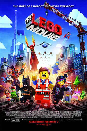 دانلود زیرنویس انیمیشن The Lego Movie 2014