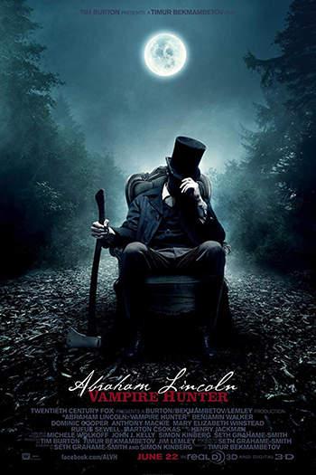 دانلود زیرنویس فیلم Abraham Lincoln: Vampire Hunter 2012