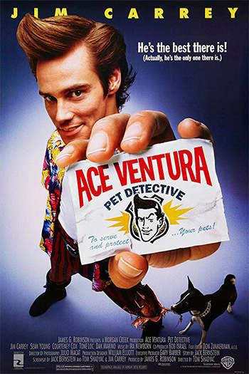 دانلود زیرنویس فیلم Ace Ventura: Pet Detective 1994