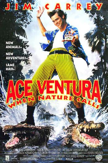 دانلود زیرنویس فیلم Ace Ventura: When Nature Calls 1995