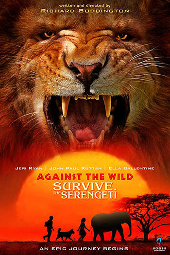 دانلود زیرنویس فیلم Against the Wild 2: Survive the Serengeti 2016