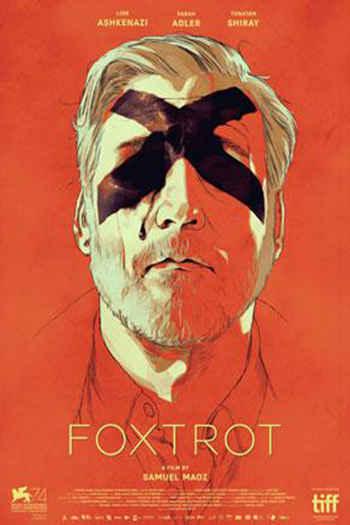 دانلود زیرنویس فیلم Foxtrot 2017