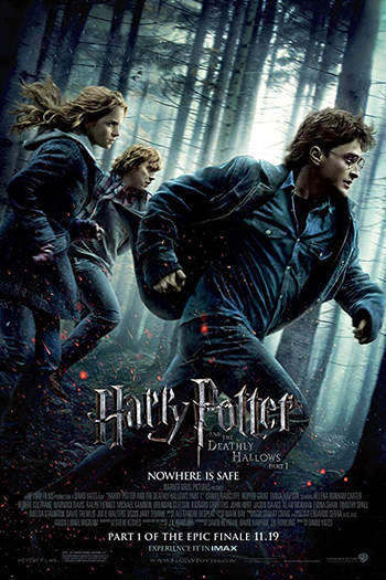 دانلود زیرنویس فیلم Harry Potter and the Deathly Hallows: Part 1 2010