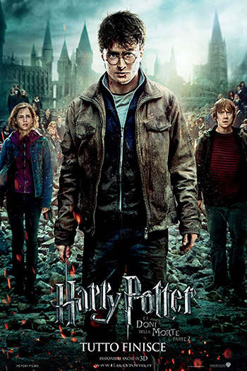 دانلود زیرنویس فیلم Harry Potter and the Deathly Hallows: Part 2 2011