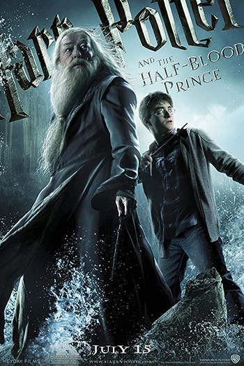 دانلود زیرنویس فیلم Harry Potter and the Half-Blood Prince 2009