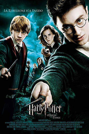 دانلود زیرنویس فیلم Harry Potter and the Order of the Phoenix 2007