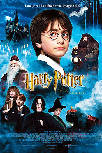 دانلود زیرنویس فیلم Harry Potter and the Sorcerers Stone 2001