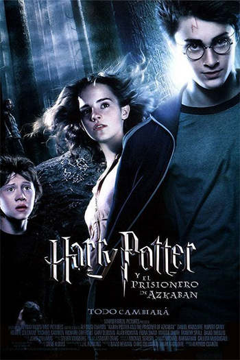 دانلود زیرنویس فیلم Harry Potter and the Prisoner of Azkaban 2004