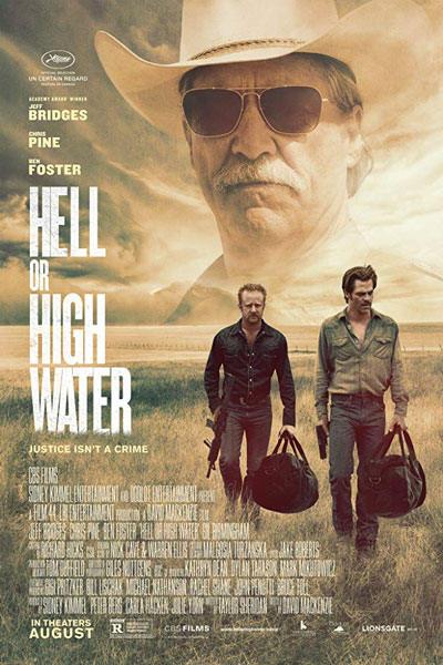 دانلود زیرنویس فیلم Hell or High Water 2016