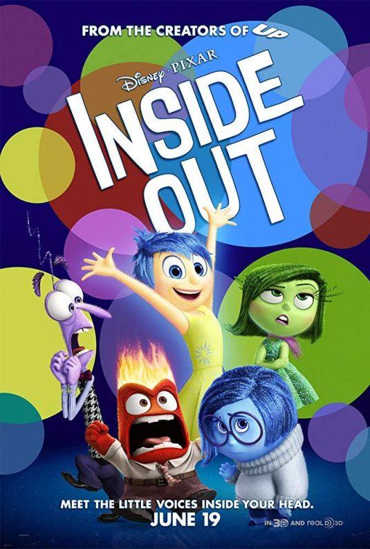 دانلود زیرنویس انیمیشن Inside Out 2015