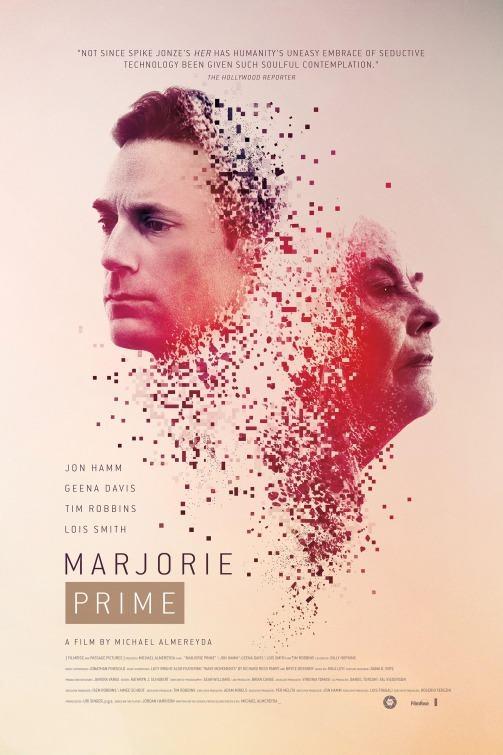 دانلود زیرنویس فیلم Marjorie Prime 2017
