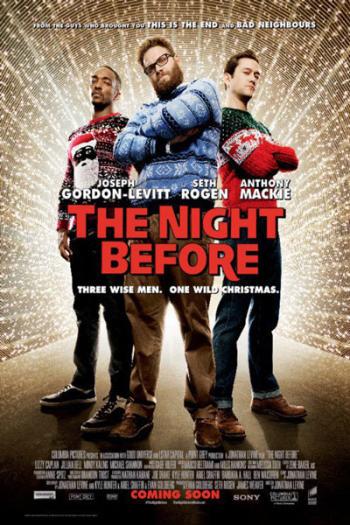 دانلود زیرنویس فیلم The Night Before 2015