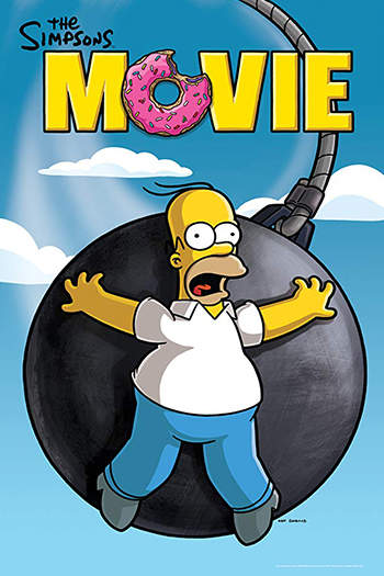 The Simpsons Movie 2007
