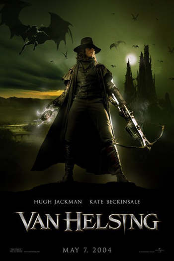 دانلود زیرنویس فیلم Van Helsing 2004