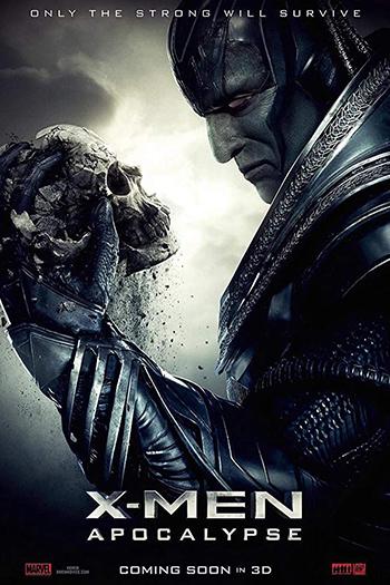 دانلود زیرنویس فیلم X-Men: Apocalypse 2016