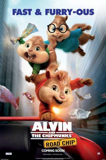 دانلود زیرنویس انیمیشن Alvin and the Chipmunks: The Road Chip 2015