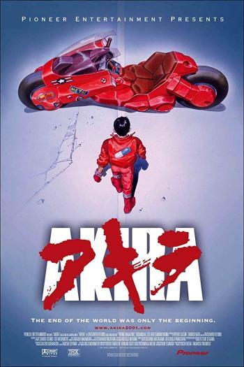 دانلود زیرنویس انیمیشن Akira 1988
