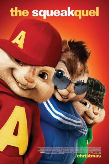 دانلود زیرنویس انیمیشن Alvin and the Chipmunks: The Squeakquel 2009