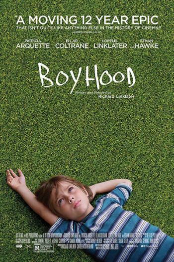 دانلود زیرنویس فیلم Boyhood 2014