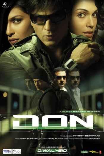 دانلود زیرنویس فیلم Don 2006