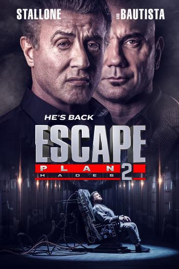 دانلود زیرنویس فیلم Escape Plan 2 2018