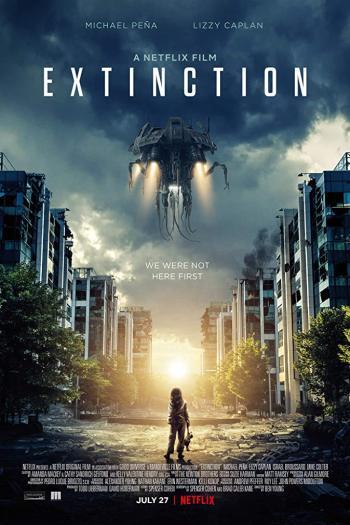 دانلود زیرنویس فیلم Extinction 2018