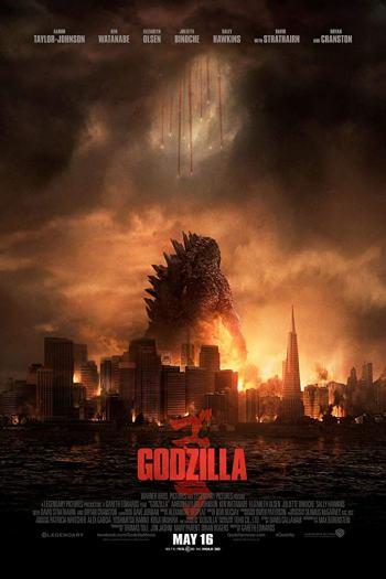 دانلود زیرنویس فیلم Godzilla 2014