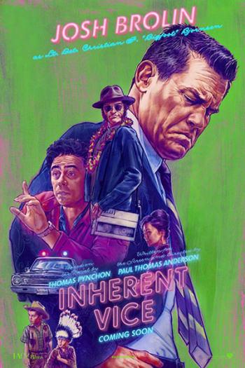 دانلود زیرنویس فیلم Inherent Vice 2014