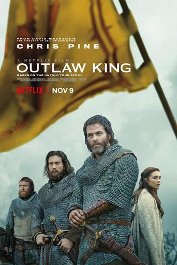 دانلود زیرنویس فیلم Outlaw King 2018