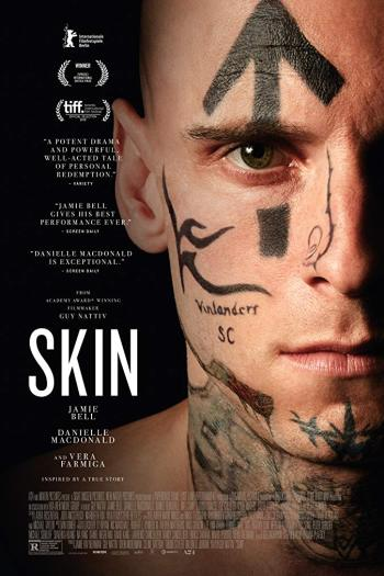 دانلود زیرنویس فیلم Skin 2018
