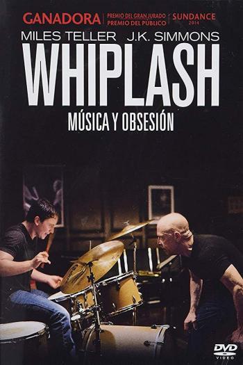 دانلود زیرنویس فیلم Whiplash 2014