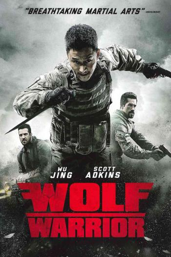 دانلود زیرنویس فیلم Wolf Warrior 2015