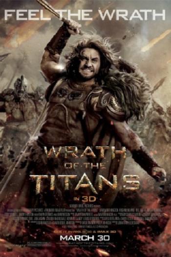 دانلود زیرنویس فیلم Wrath of the Titans 2012