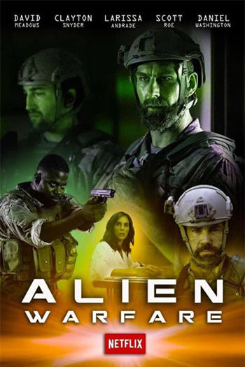 Alien Warfare 2019